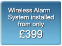 Wireless Alarms installed from only £299,Liverpool,Wirral,Southport,North West